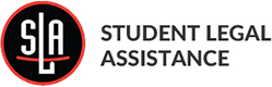 Student Legal Assistance Logo